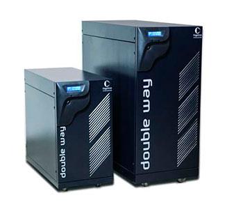 Venda e Assistência Técnica Nobreak Double Way Monofásico (3, 6, 8, 10, 12, 15 e 20KVA)